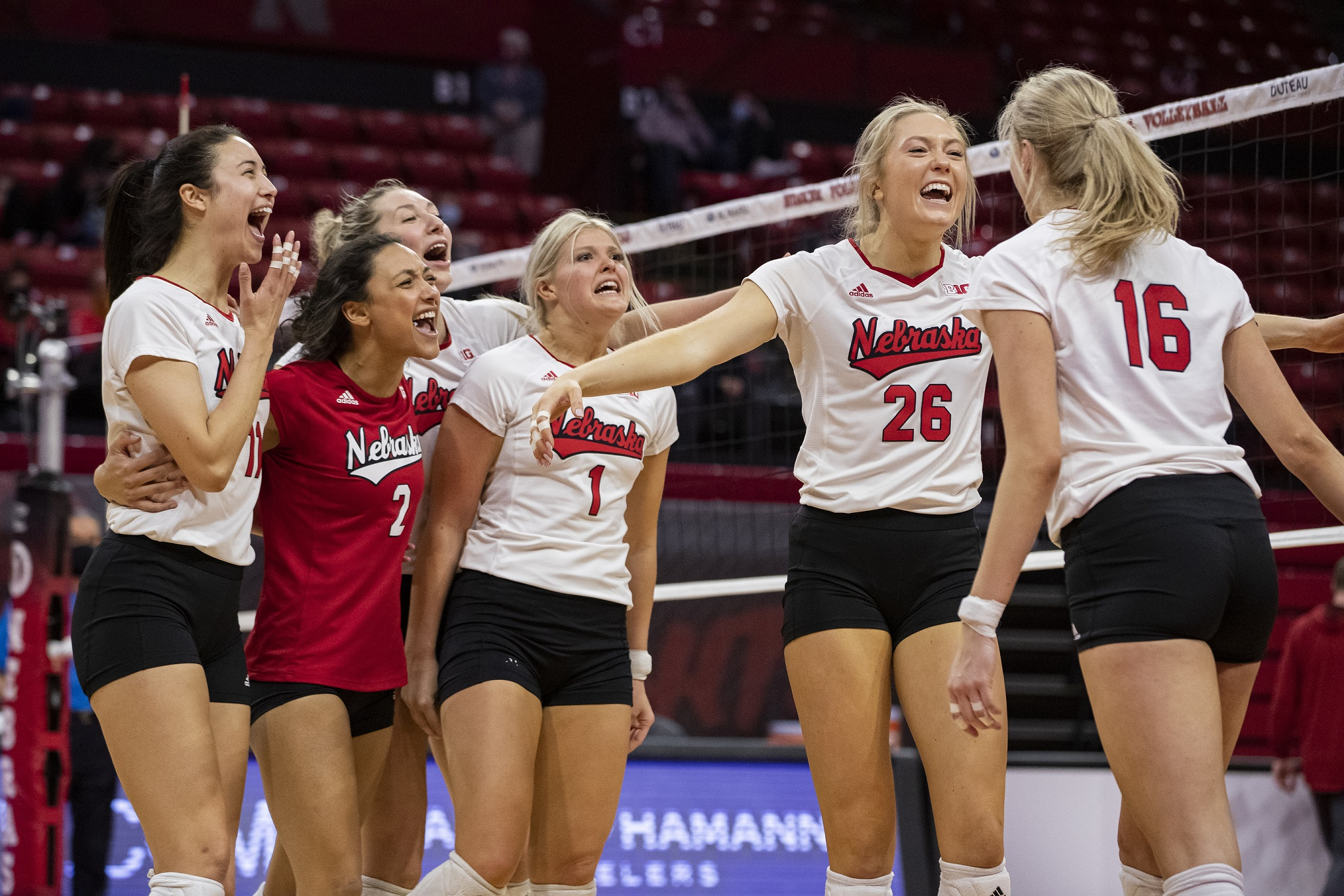 Huskers seeded No. 5 overall for NCAA Tournament