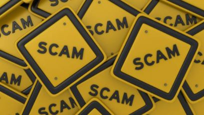Woman Falls For $2,900 Scam