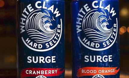 New White Claw Surge! Would You Try It?