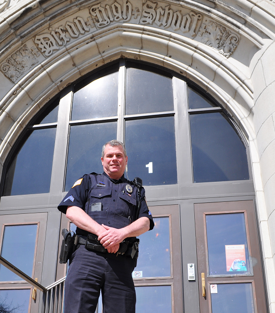SRO Mark Dallas to Retire, Chief Feels They Found the Person to Fill the Shoes