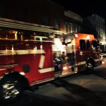 Forreston and Other Fire Departments Respond to Dryer Fire
