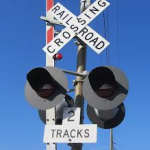 Alcohol May Have Been a Factor in Man Driving Down Railroad Tracks