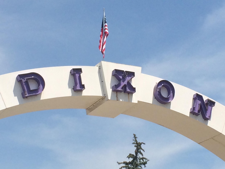 Dixon Arch Flag