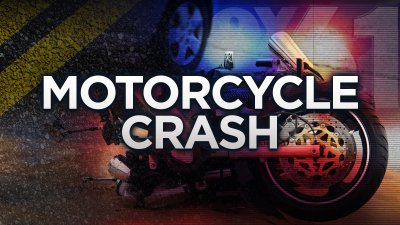 Police Motorcycle crash