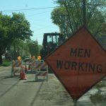 Roadwork in Oregon to Begin on Tuesday