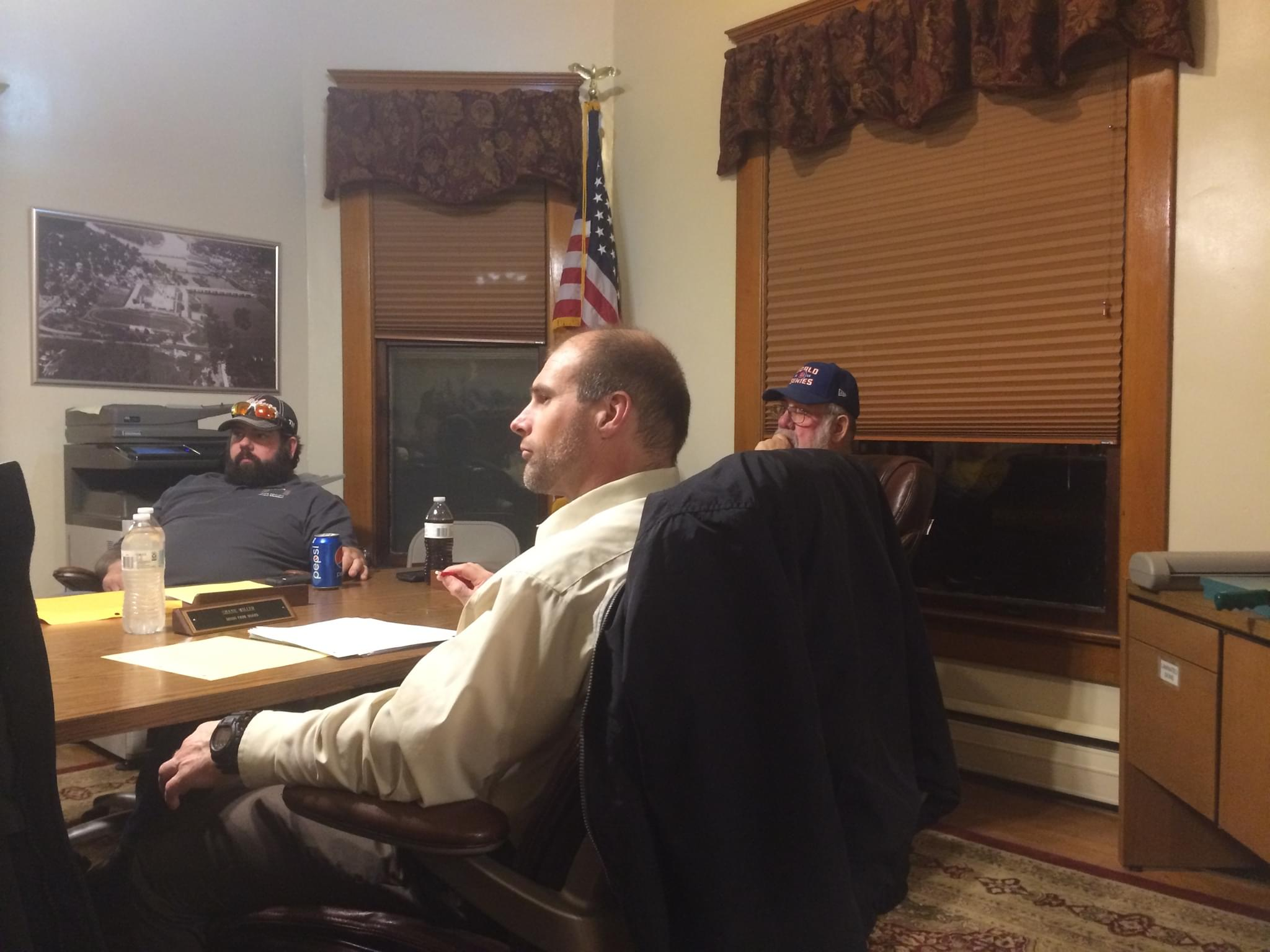 Hunters and Non-Hunters Debate Over Access to Meadows Property at Dixon Park Board Meeting