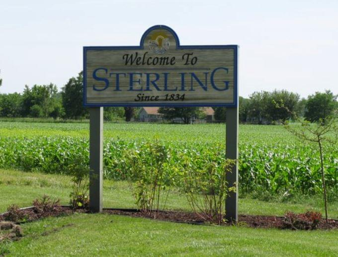 Sterling Welcome