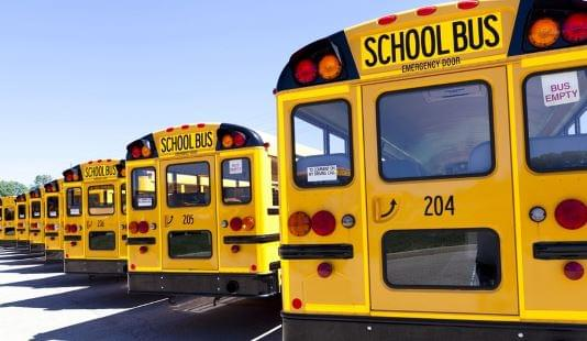 Dixon School District Adds Numerous New Bus Stops on Dixon's Southwest Side