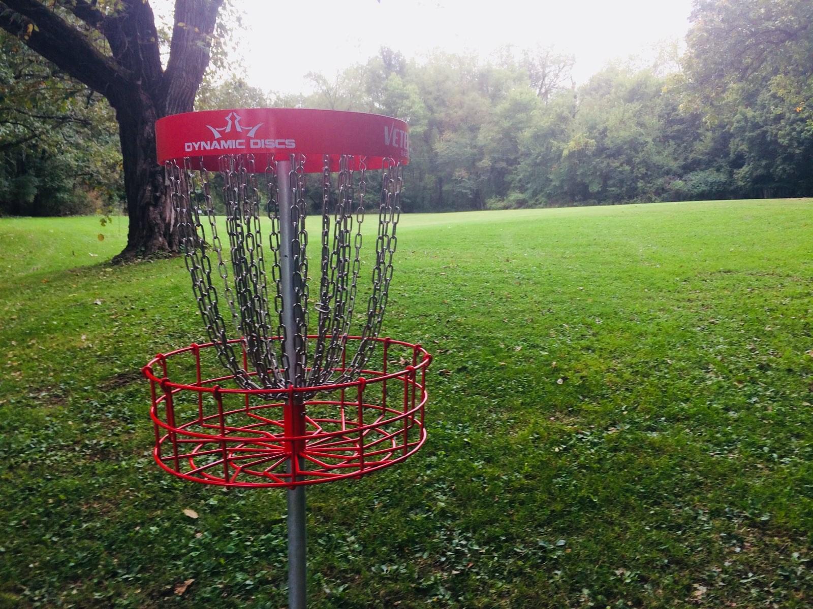 Dixon Park Disk Golf