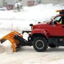 Rock Falls Street Department Cleaning Up Downtown Area Saturday Nigh Sunday Morning
