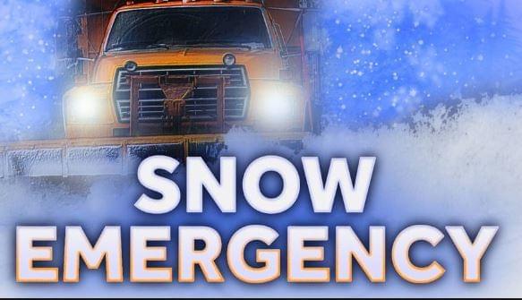 Rock Falls Issues Snow Emergency