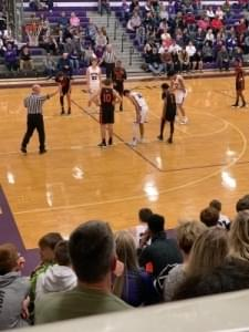 Dixon Basketball Boys 2019