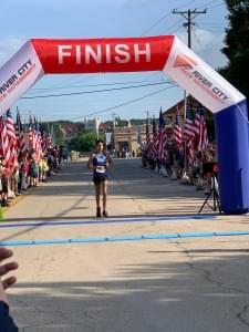 Sterling's Gebhardt Wins the 20th Annual Reagan Run 5K