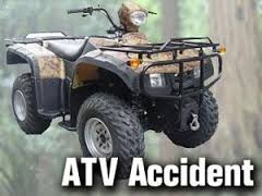Two ATV Riders Narrowly Avoids Tragedy Following Collision With a Train
