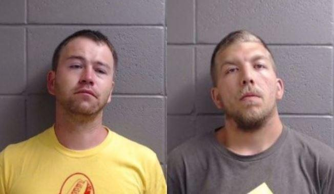 Two Rock Falls Men Arrested By Sterling Police for Burglary