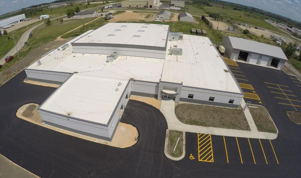 Simonton May Be Given the Keys to the New Jail By the End of Next Week