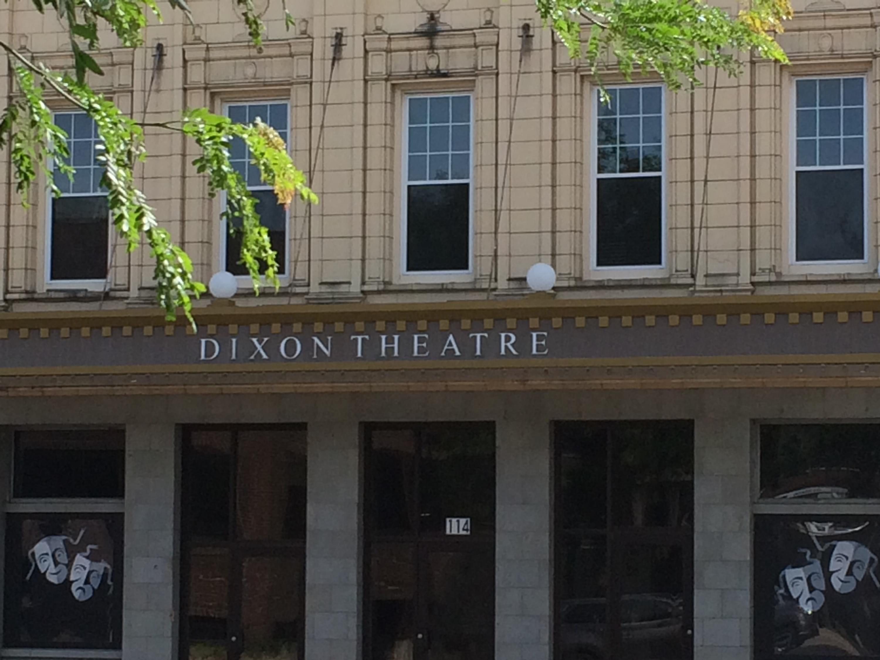 Who Owns Historic Dixon Theater May Have Finally Been Answered