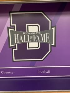 Dixon High School Will Announce its 2020 Hall of Fame Class Later This Week