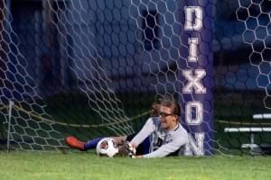 Boys Soccer Scoreboard- Kade Fulton Scores a Pair of Goals in Dixon Win Over Rochelle