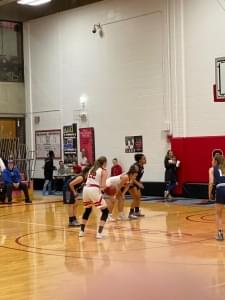 Carr's 27 Points Not Enough as SVCC Women's Basketball Falls to Madison
