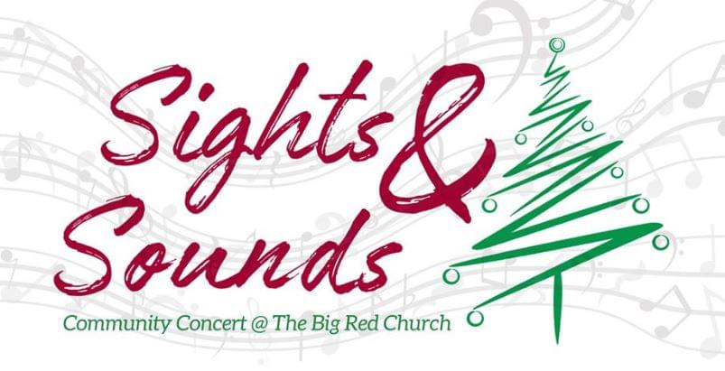 The Sights and Sounds of Christmas Returns to the Big Red Church
