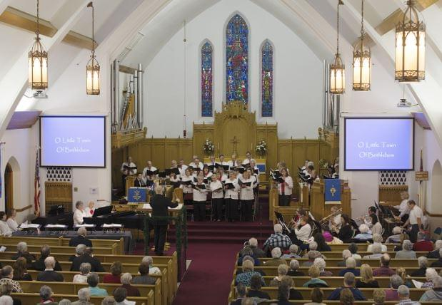 Mt. Morris Community Christmas Concert Draws Performers From Across Northern Illinois