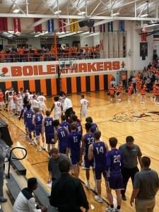 Boys Basketball Scoreboard- Dixon Falls at Kewanee, Oregon Improves to 5-0