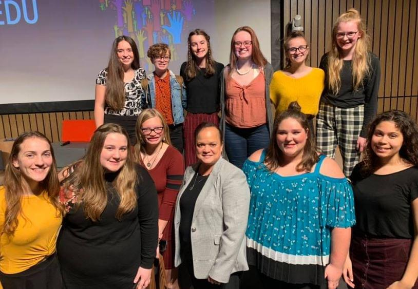 Oregon High School Students Attend 2020 Census Summit in Chicago