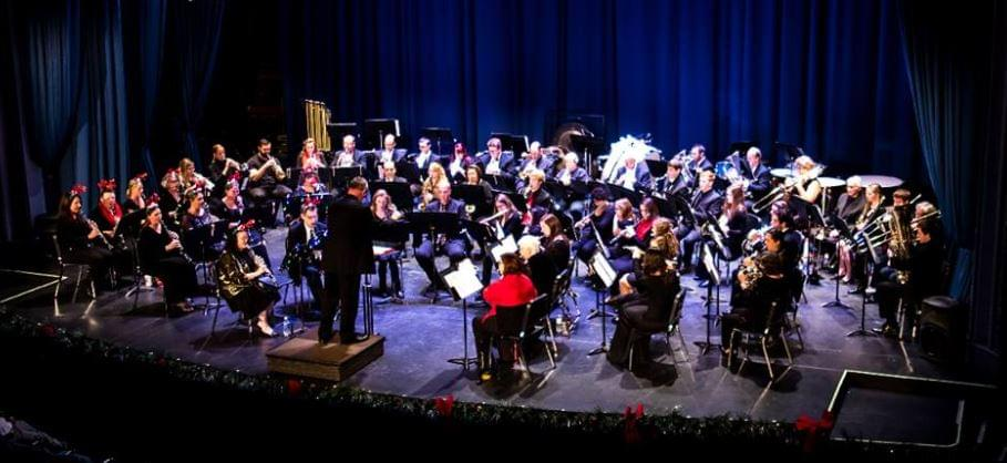 Dixon Municipal Band to Bring the Sounds of the Season Saturday Night