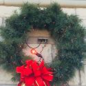 Dixon City and Rural Fire Fighters Hoping the Wreath Stays Red This Holiday Season