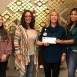 Powder Puff Football Event Raises $1,000 to Help Fund Mammograms