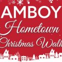 Amboy Aims to be Center of Christmas with Annual Christmas Walk