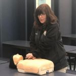 Mother Son Team Willing to Go Anywhere to Teach Life Saving CPR Techniques