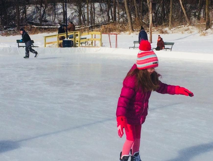 park district skate Park Open