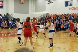 Girls Basketball- Class 1A and 2A Regional Semifinals Schedule