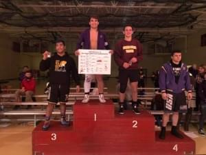 Boys Wrestling Sectionals Results- Class 1A at Oregon, Class 2A at Rochelle