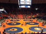 IHSA State Wrestling- Schedule and List of Area Wrestlers Competing