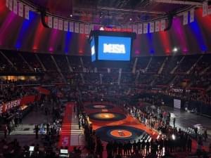 Wrestling 2020 Grand March