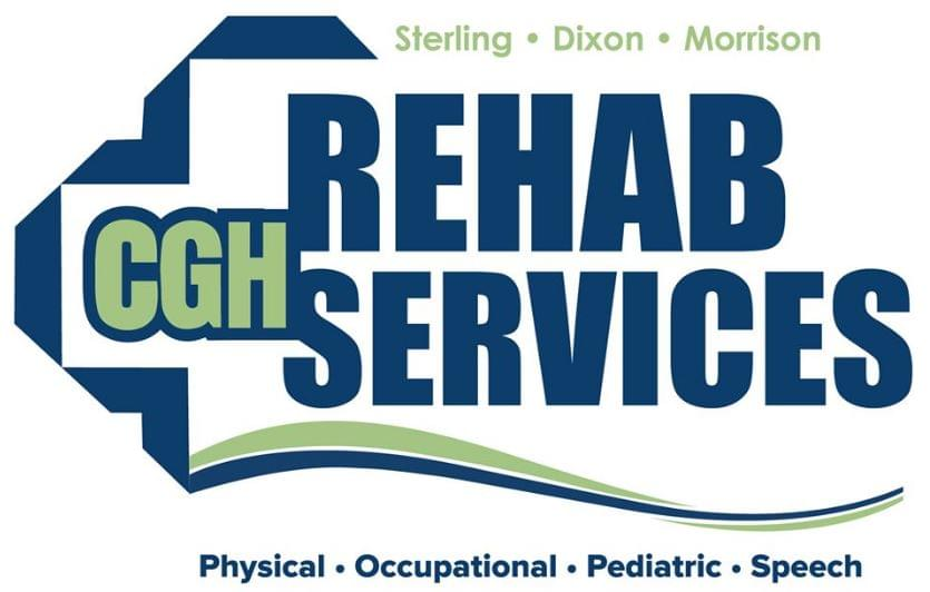 CGH Rehab Logo