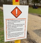 Dixon Park District to Keep Bike Path Open, But, Must Maintain Social Distancing