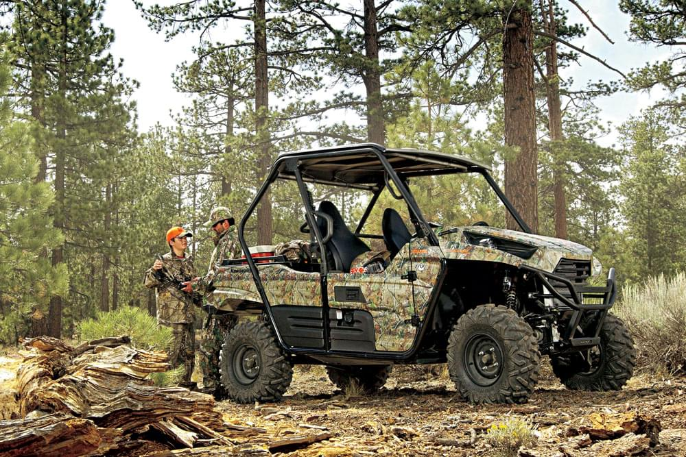 Two Persons Injured in UTV Accident Over the Weekend