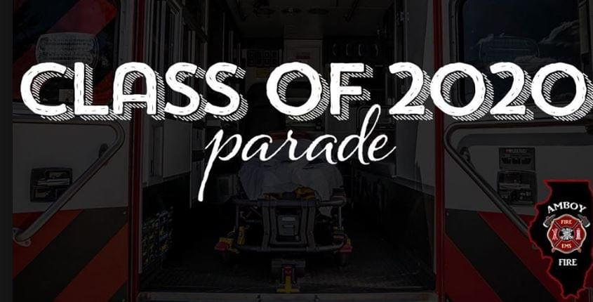 Amboy to Hold Graduation Recognition Parade