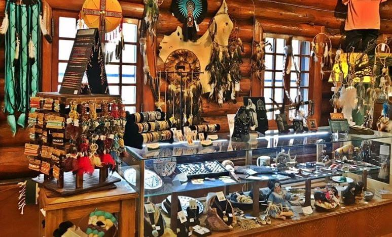 If You Want White Pines Gift Shop Items You Will Need to Go to Starved Rock