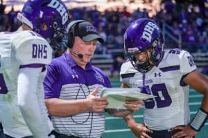 Dixon Football Coach Dave Smith Resigns After 9 Years as Head Coach of the Dukes