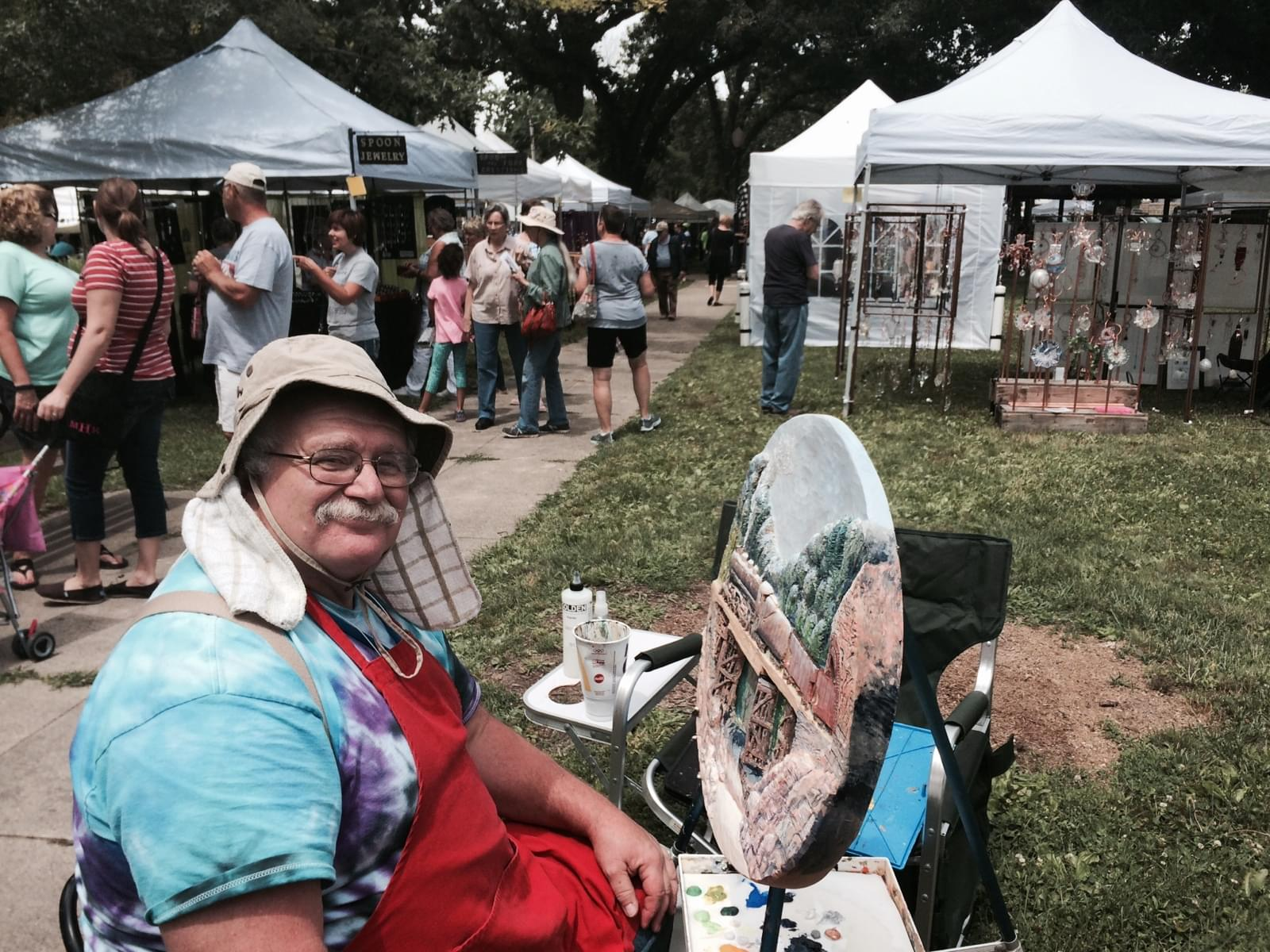 Petunia Fest Art
