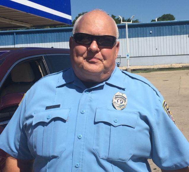 Dixon Police Wilcox