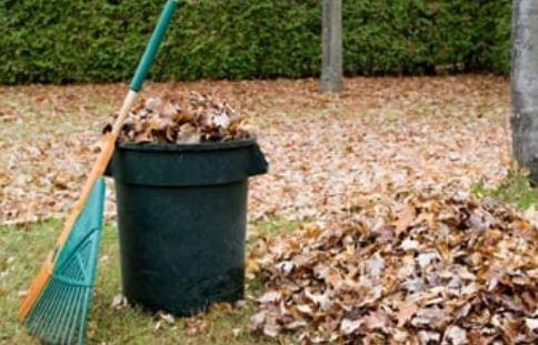 Sterling Residents Reminded That Yard Waste Pick-up Ends on December 4th