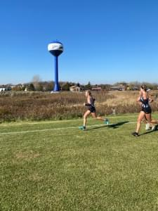 Class 2A Cross Country Sectionals at Lakes: Dixon Girls Finish 4th