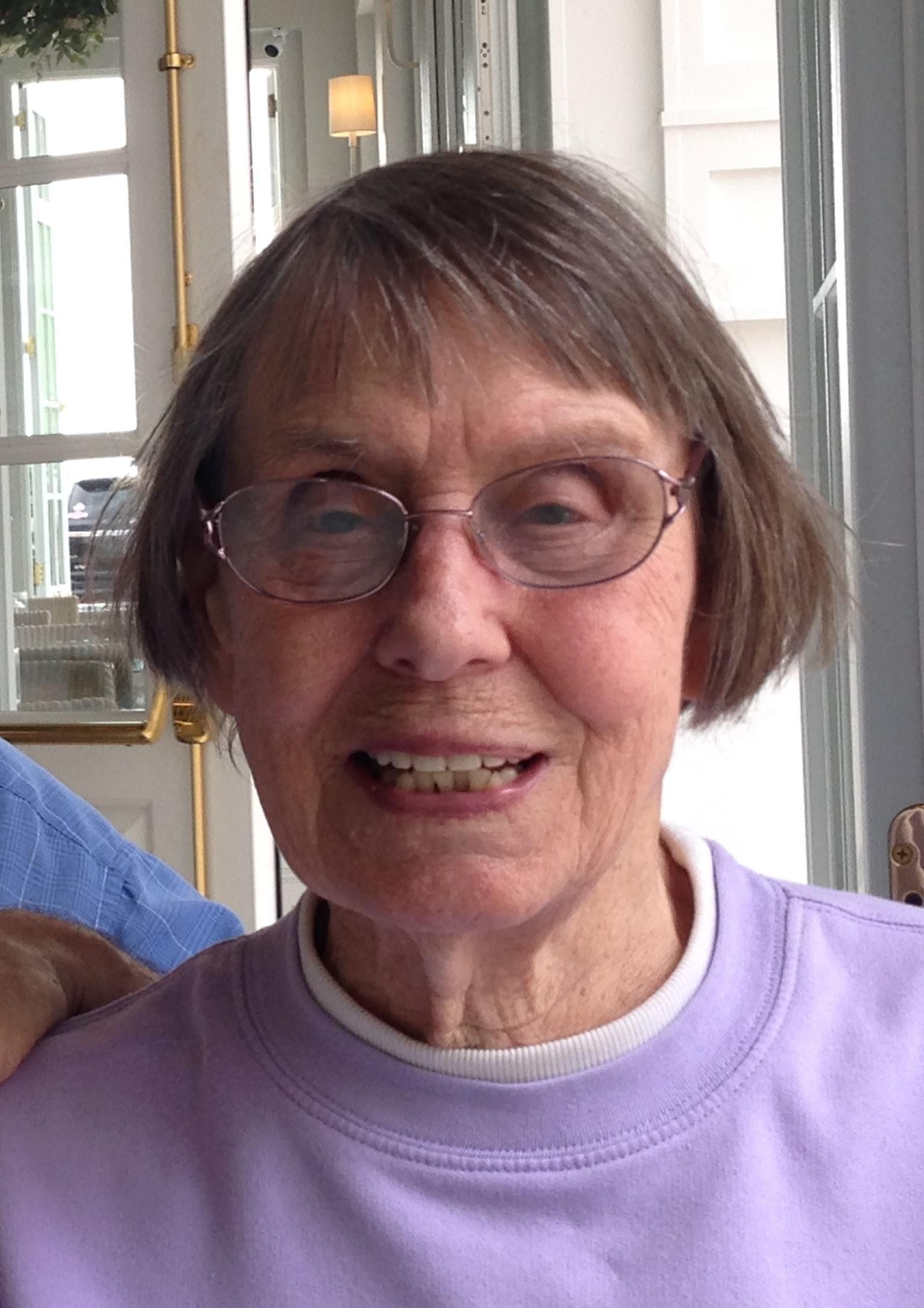 "Alberta ""Bert"" Helen Callahan"