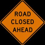 A Stretch of Bloody Gulch Road in Dixon to Close on Saturday Morning